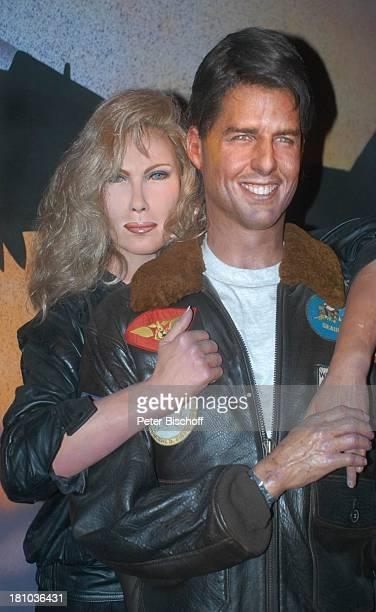 Tom Cruise Kelly Mc Gillis Film Top Gun Wax Museum Wachsfigur Los Angeles LA Kalifornien Californien USA Amerika Nordamerika Reise Hollywood...