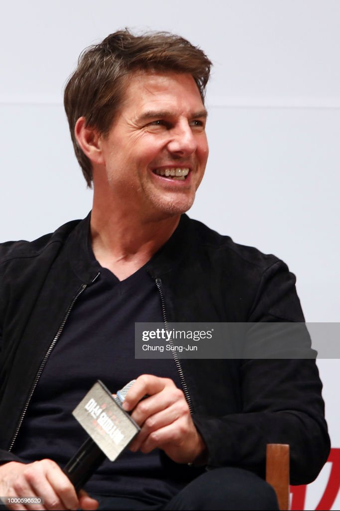 'Mission: Impossible - Fallout' Seoul Special Guest Theater Visit
