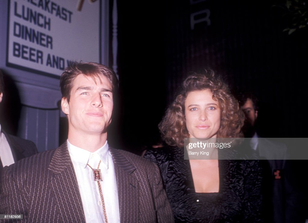 """""""The Color of Money"""" Los Angeles Premiere - October 14, 1986 : News Photo"""