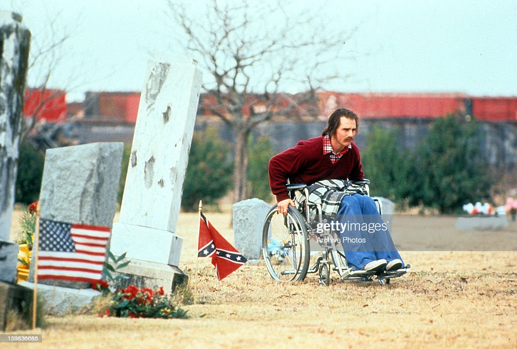 Born On The Fourth Of July Wheelchair