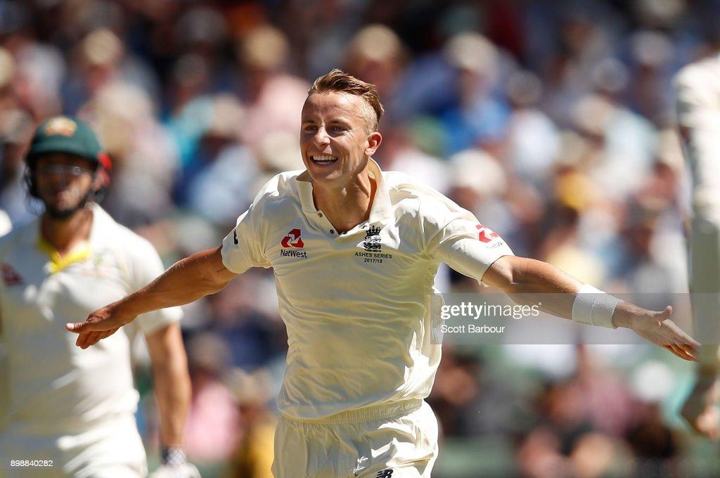 Australia v England - Fourth Test: Day 2