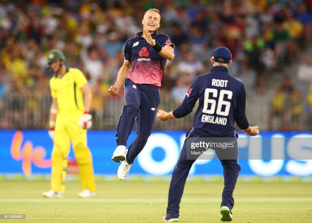 Australia v England - Game 5 : News Photo