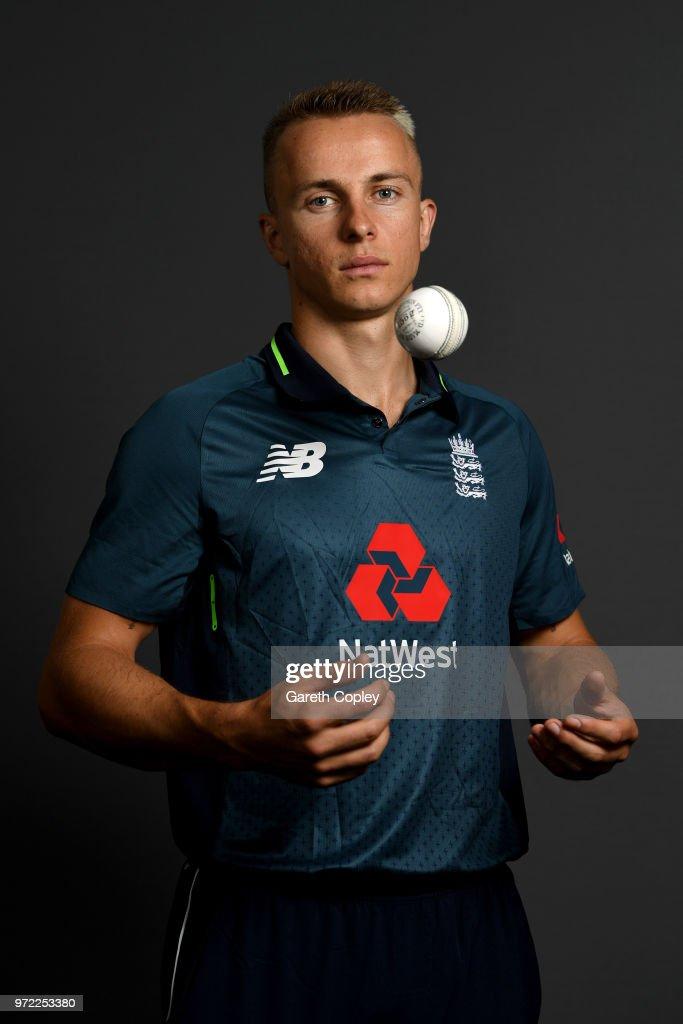 England ODI Headshot Session