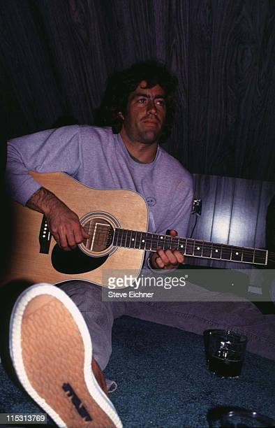 Tom Curren during Tom Curren in Concert at Paddy McGees 1993 at Paddy McGees in Long Beach New York United States