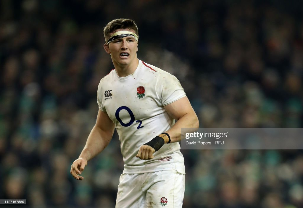 Ireland v England - Guinness Six Nations : News Photo