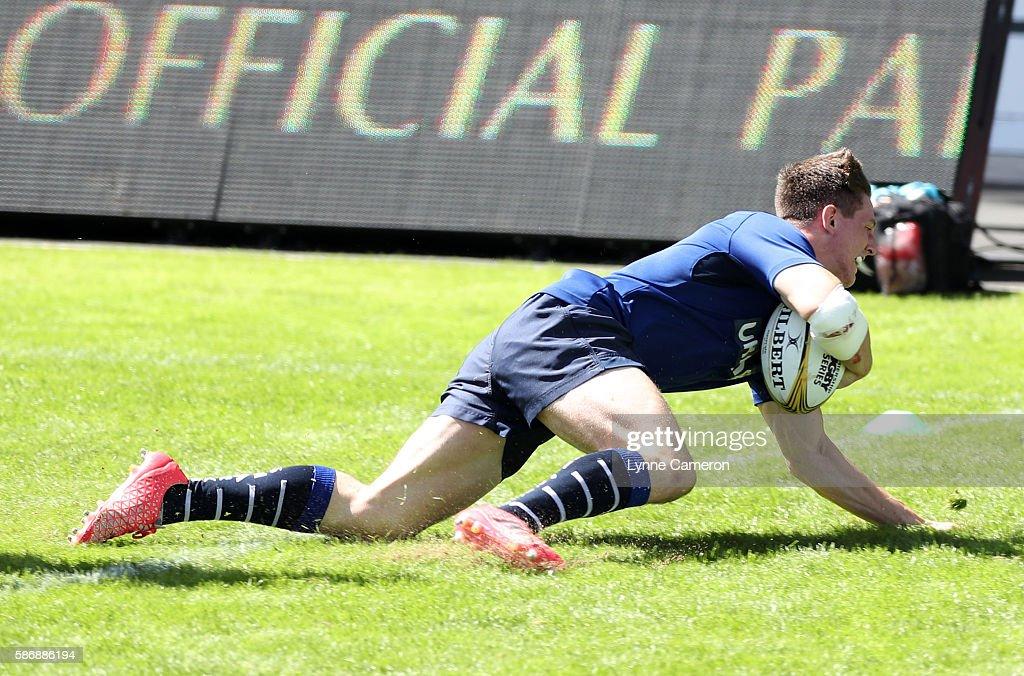 Singha Premiership Rugby 7s Series Final : News Photo