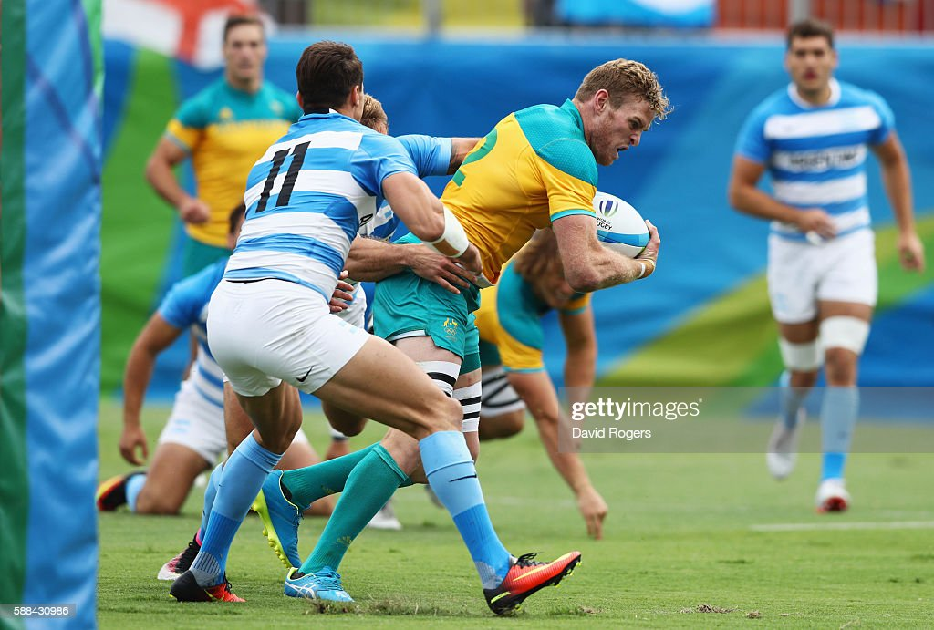 Rugby - Olympics: Day 6 : News Photo