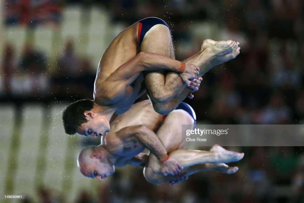 Olympics Day 3 - Diving : News Photo