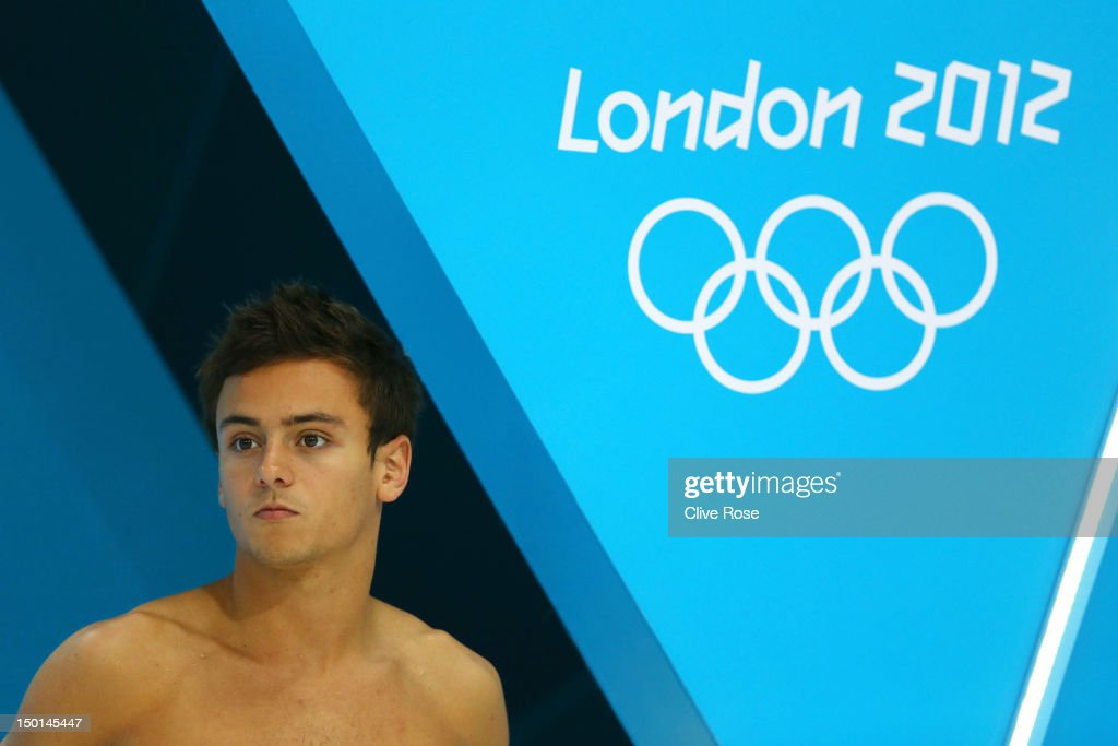 Olympics Day 15 - Diving : News Photo