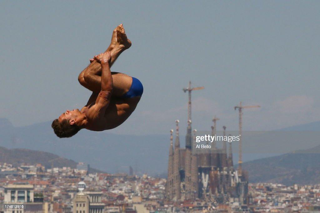 Diving - 15th FINA World Championships: Day Nine : News Photo
