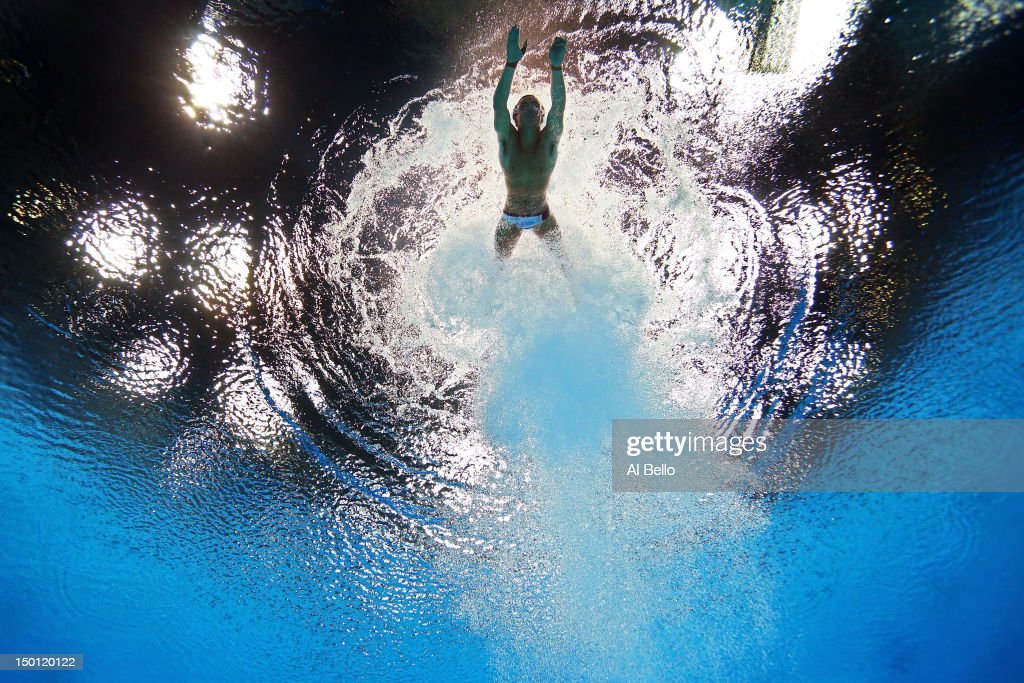 Olympics Day 14 - Diving : News Photo