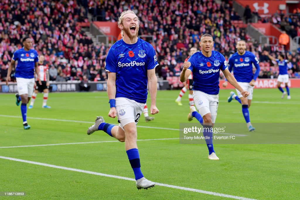 Southampton FC v Everton FC - Premier League : News Photo