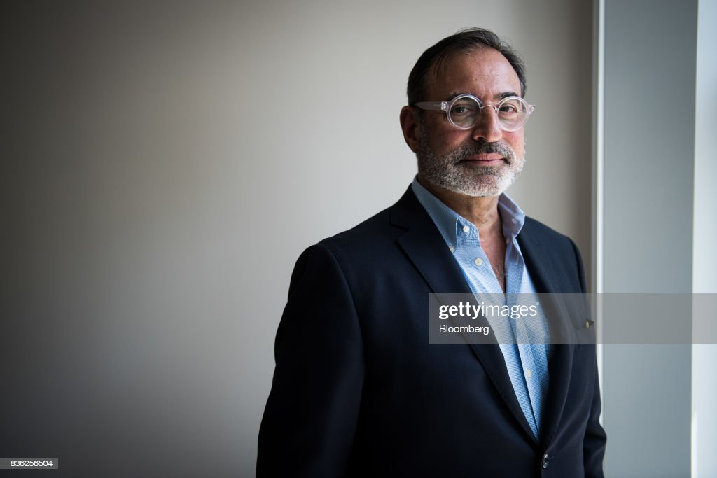Tom DeRosa, chief executive officer of Welltower Inc., stands for a photograph in a mock Manhattan apartment for senior residents at an industrial area in the Queens borough of New York, U.S., on Thursday, June 29, 2017. Developers are spending hundreds of millions on high-end assisted-living apartment projects, one on the Upper East Side and one in Midtown, and aiming for more in the area and across the U.S. Photographer: Mark Kauzlarich/Bloomberg via Getty Images