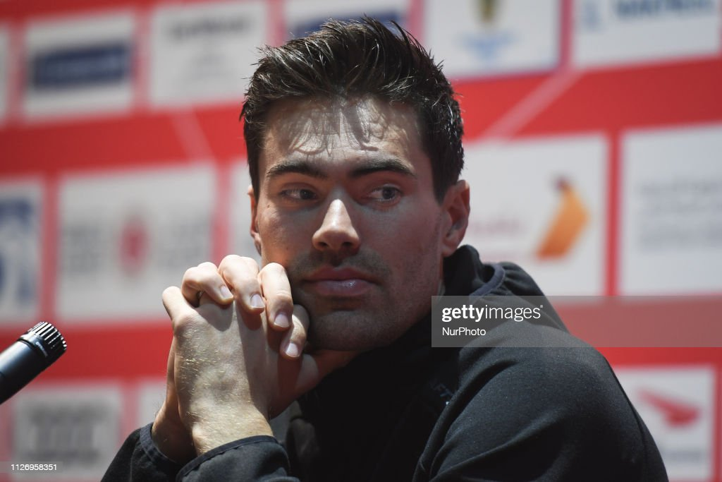 5th UAE Tour 2019 - Top Riders Press Conference : ニュース写真