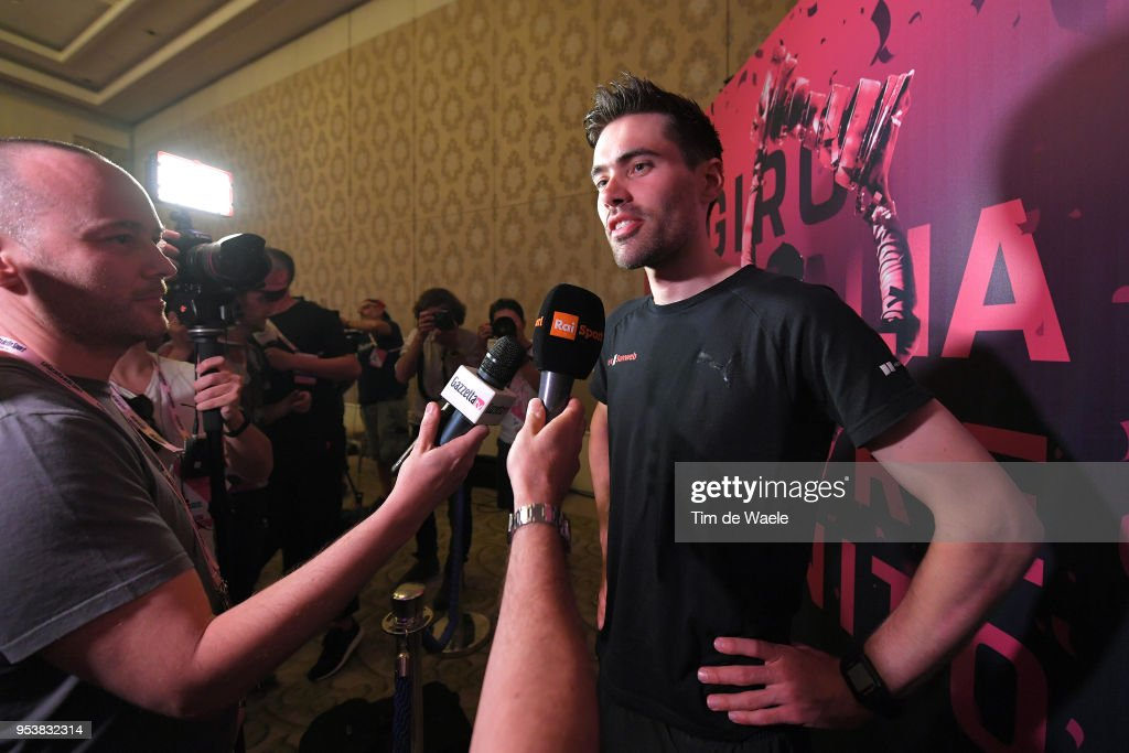 Cycling: 101th Tour of Italy 2018 / PC Team Sunweb : ニュース写真