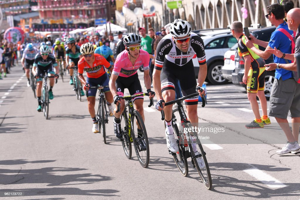 2018 Giro d'Italia - Stage Eighteen