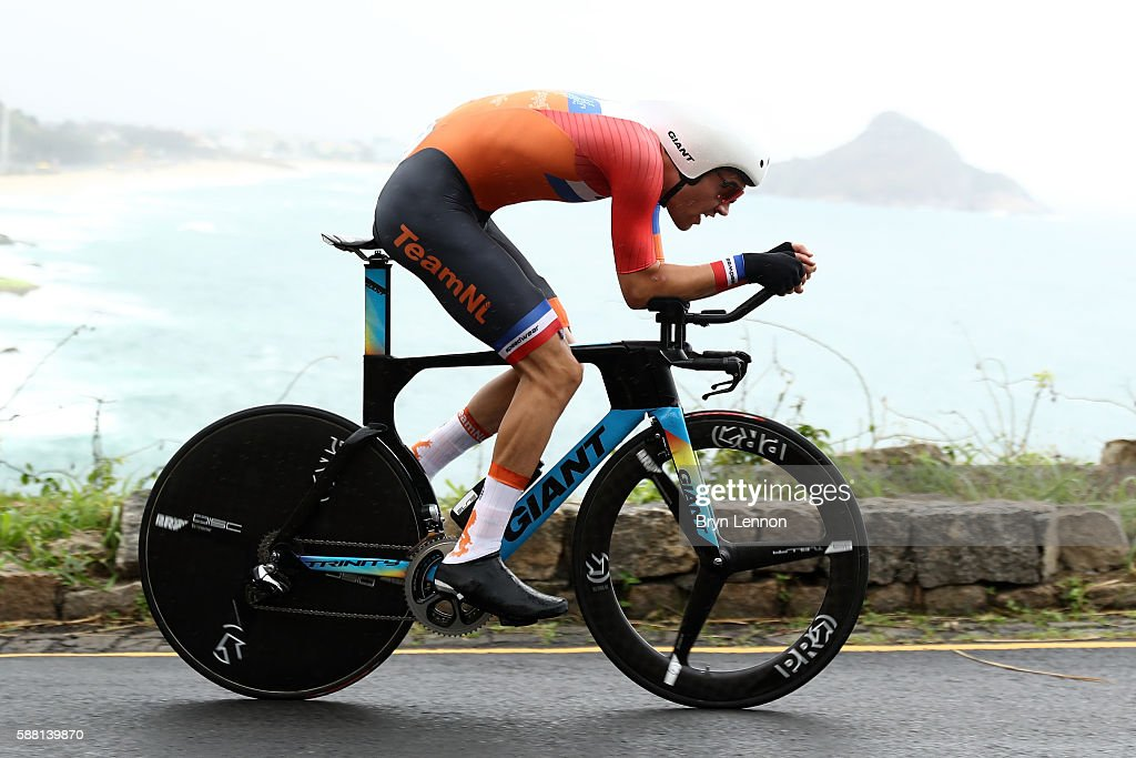 Cycling - Road Time Trial - Olympics: Day 5 : News Photo