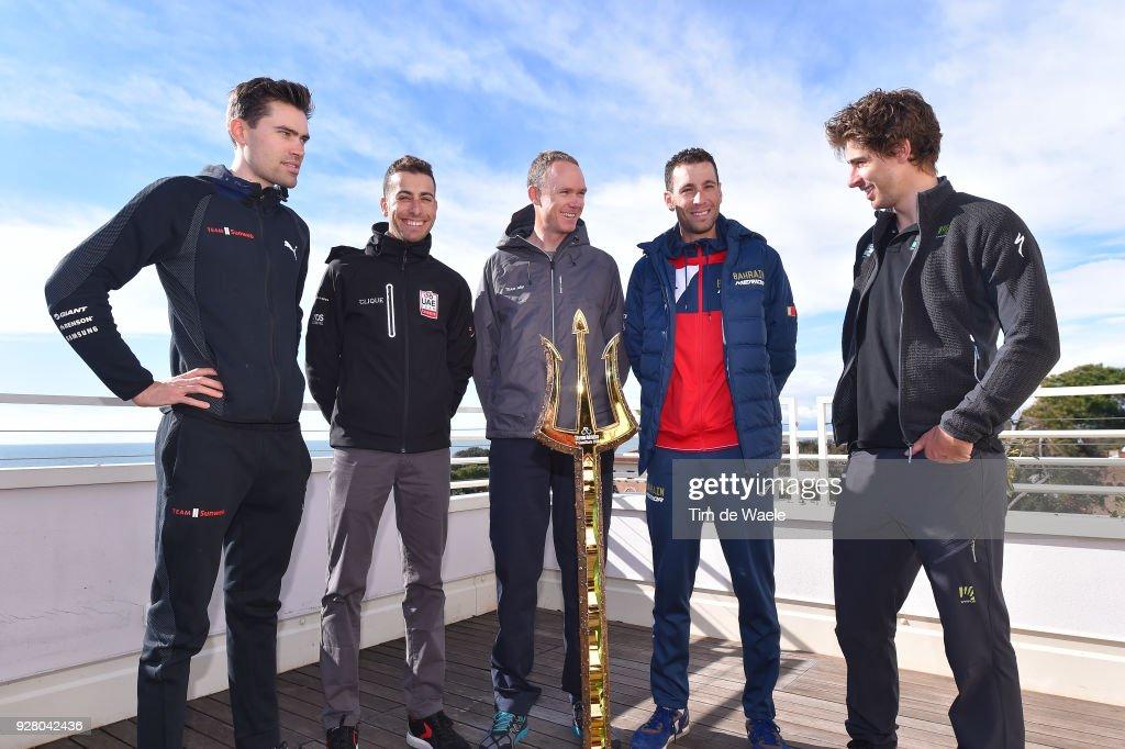 Cycling: 53rd Tirreno-Adriatico 2017 / Press Conference