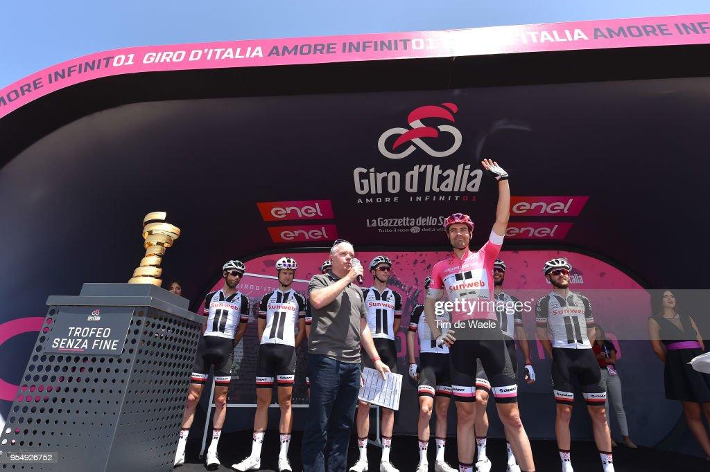 2018 Giro d'Italia - Stage Two