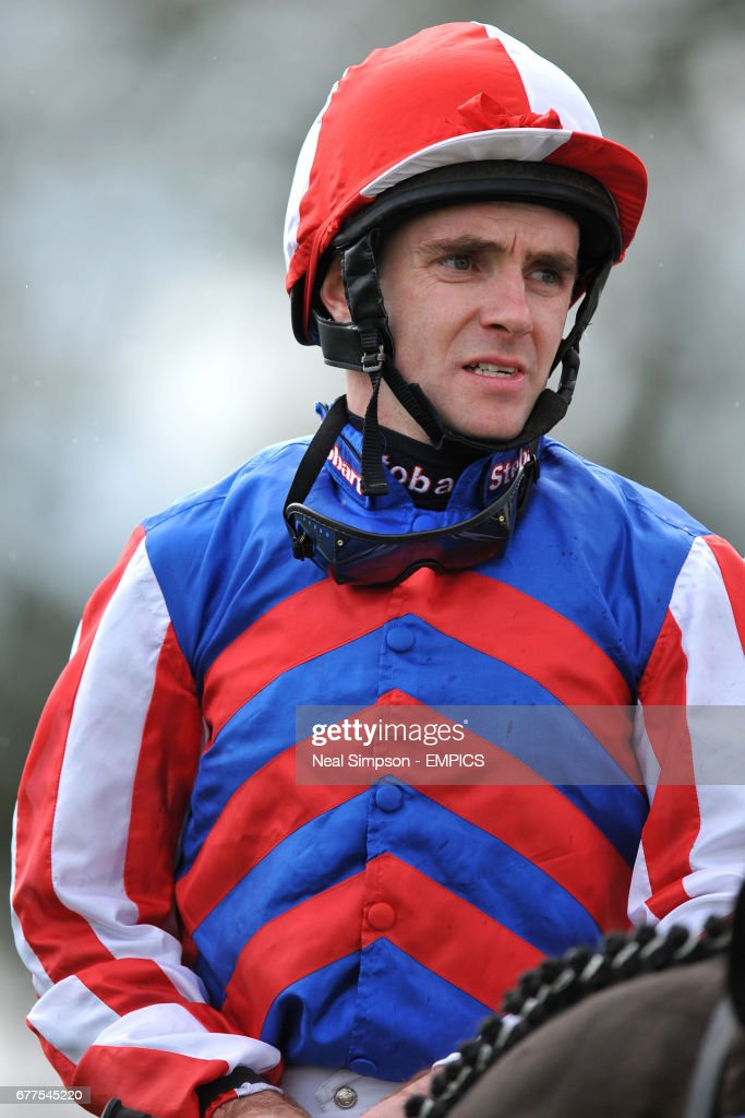 Tom Eaves Jockey