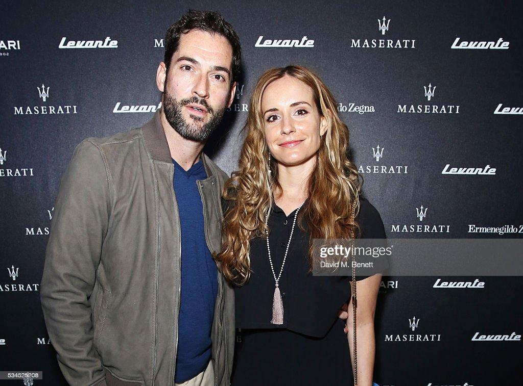 Maserati Levante VIP Launch Party : News Photo