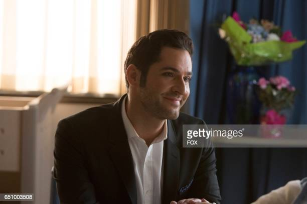 Tom Ellis in the A Good Day to Die winter finale episode of LUCIFER airing Monday Jan 30 on FOX