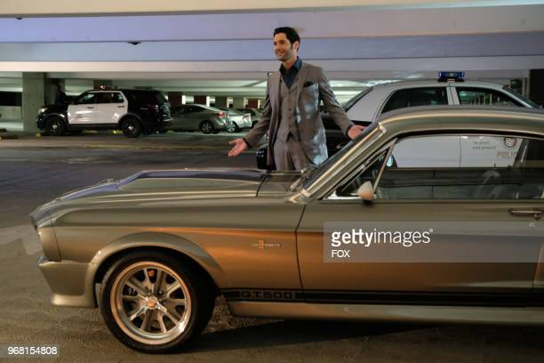 Tom Ellis in the Anything Pierce Can Do I Can Do Better episode of LUCIFER airingMonday April 23 on FOX Photo by FOX Image Collection via Getty...