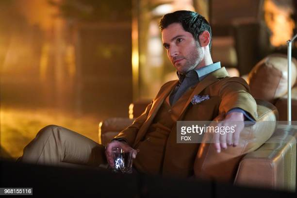 Tom Ellis in the Boo Normal/Once Upon a Time twohour bonus episode of LUCIFER airing Monday May 28 on FOX Photo by FOX Image Collection via Getty...