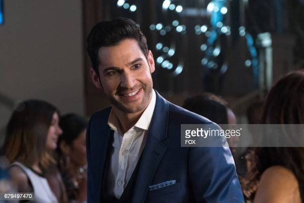 Tom Ellis in the Candy Morningstar spring premiere episode of LUCIFER airing Monday May 1 on FOX