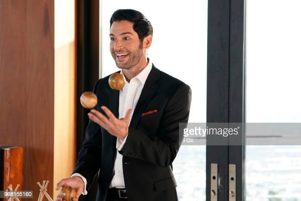 Tom Ellis in the Quintessential Deckerstar episode of LUCIFER airing Monday May 7 on FOX Photo by FOX Image Collection via Getty Images