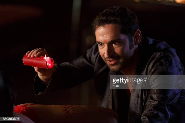 Tom Ellis in the SinEater episode of LUCIFER airing Monday Oct 10 on FOX