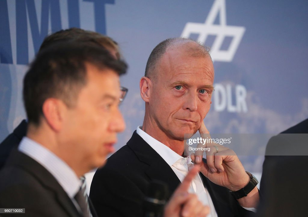 Airbus SE Chief Executive Officer Tom Enders And Key Speakers At Berlin Aviation Summit