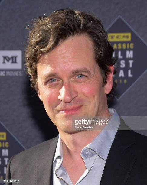 Tom Everett Scott attends the 2018 TCM Classic Film Festival Opening Night Gala 50th Anniversary World Premiere Restoration of 'The Producers' at TCL...