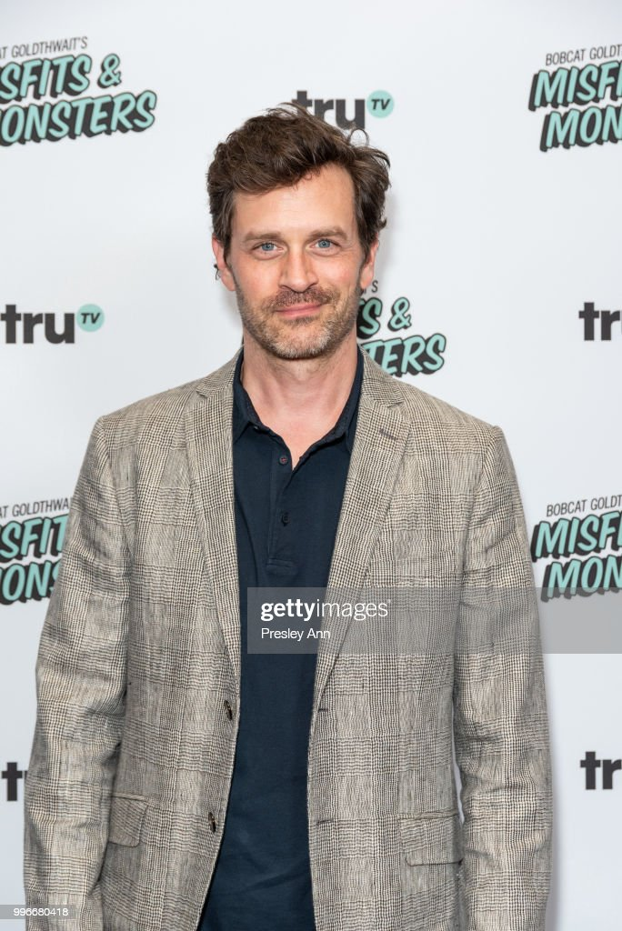 Tom Everett Scott attends the premiere of truTV's 'Bobcat Goldthwait's Misfits & Monsters' at Hollywood Roosevelt Hotel on July 11, 2018 in Hollywood, California.