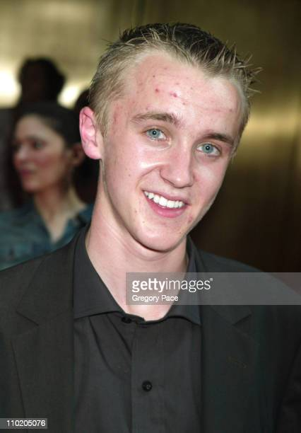 Tom Felton during 'Harry Potter and the Prisoner of Azkaban' New York Premiere at Radio City Music Hall in New York City New York United States