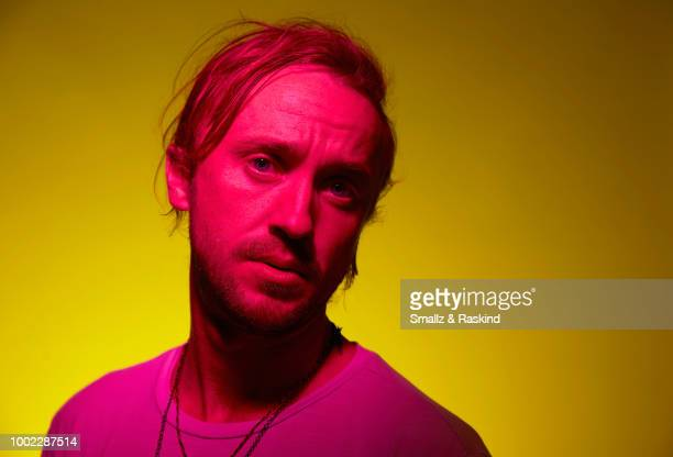 Tom Felton from YouTube's 'Origin' poses for a portrait in the Getty Images Portrait Studio powered by Pizza Hut at San Diego 2018 Comic Con at Andaz...