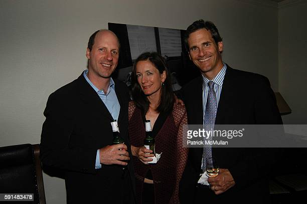 Tom Fernald Sarah Malarchy and Brook Parrish attend Playboy and Chronicle Books Celebrate the Publication of PLAYBOY HELMUT NEWTON at The Accompanied...