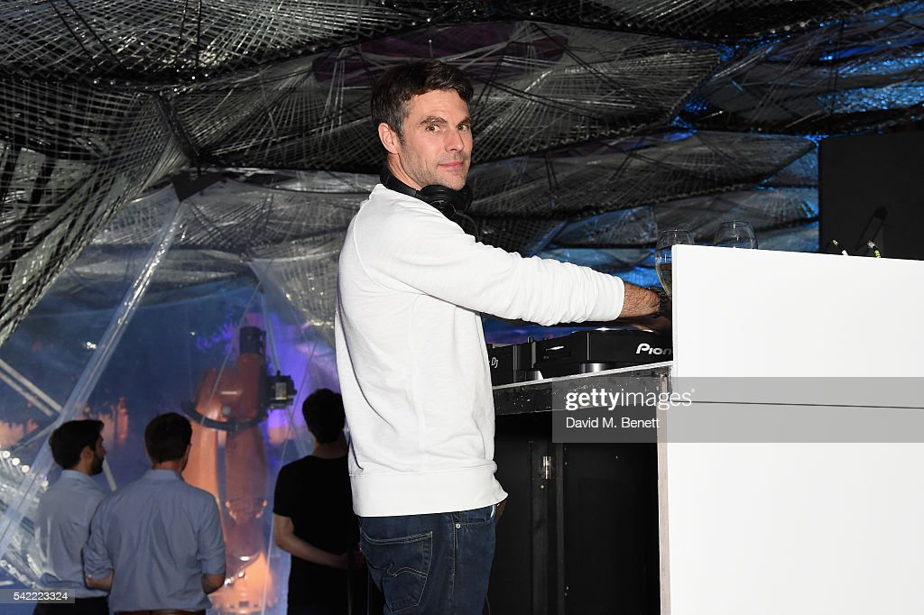 Tom Findlay attends the 2016 V&A Summer Party In Partnership with Harrods at The V&A on June 22, 2016 in London, England.