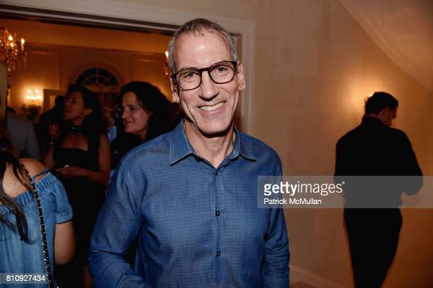Tom Finnegan attends Katrina and Don Peebles Host NY Mission Society Summer Cocktails at Private Residence on July 7 2017 in Bridgehampton New York