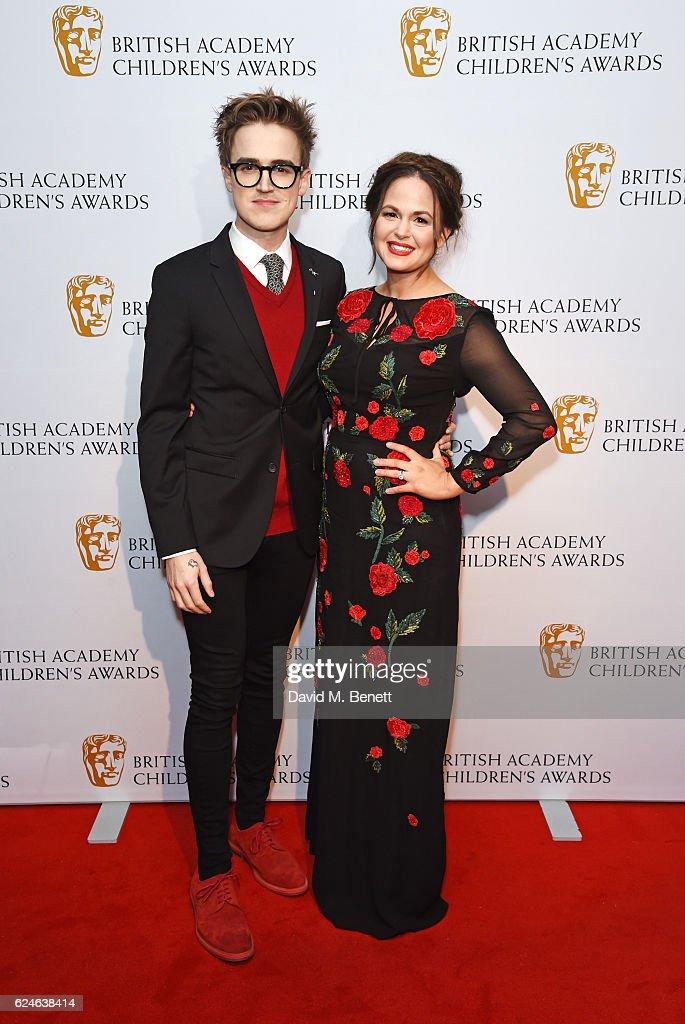 BAFTA Children's Awards - VIP Arrivals
