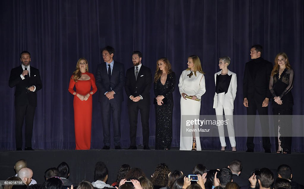 """New York Premiere of Tom Ford's """"Nocturnal Animals"""""""