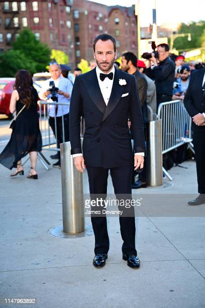 Tom Ford arrives to the 2019 CFDA Fashion Awards at Brooklyn Museum on June 3 2019 in New York City