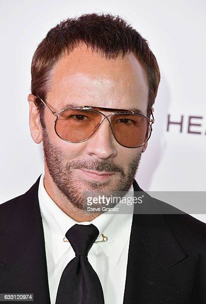 Tom Ford attends HarperÂs BAZAAR celebration of the 150 Most Fashionable Women presented by TUMI in partnership with American Express La Perla and...