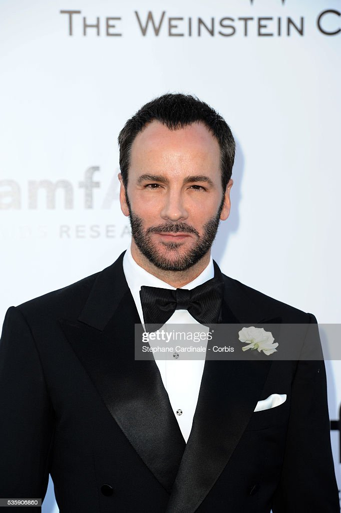 Tom Ford attends the '2010 amfAR's Cinema Against AIDS' Gala