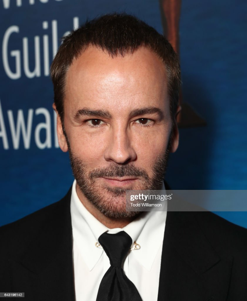 Tom Ford attends the 2017 Writers Guild Awards L.A. Ceremony at The Beverly Hilton Hotel on February 19, 2017 in Beverly Hills, California.