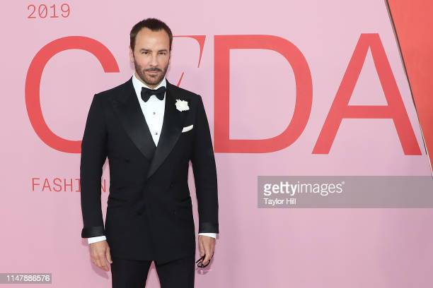 Tom Ford attends the 2019 CFDA Fashion Awards at The Brooklyn Museum on June 3, 2019 in New York City.