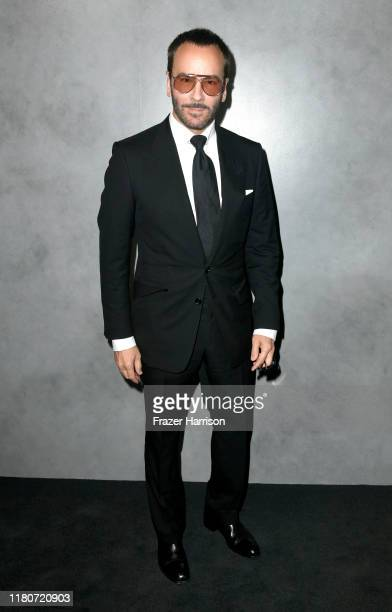 Tom Ford attends the 2019 Hammer Museum Gala In The Garden at Hammer Museum on October 12 2019 in Los Angeles California