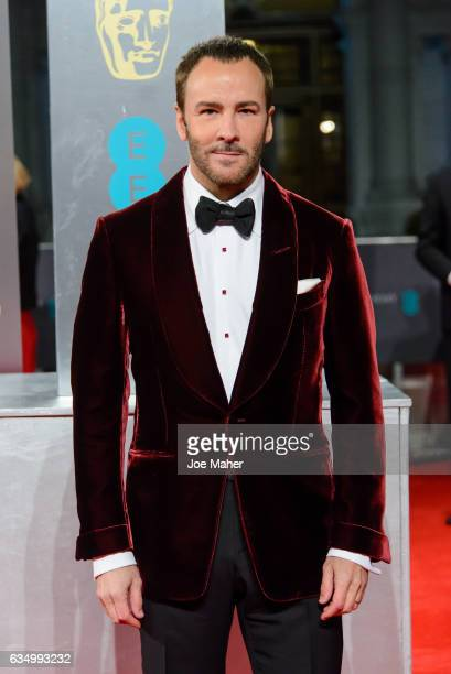 Tom Ford attends the 70th EE British Academy Film Awards at Royal Albert Hall on February 12 2017 in London England