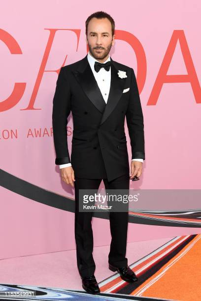 Tom Ford attends the CFDA Fashion Awards at the Brooklyn Museum of Art on June 03 2019 in New York City