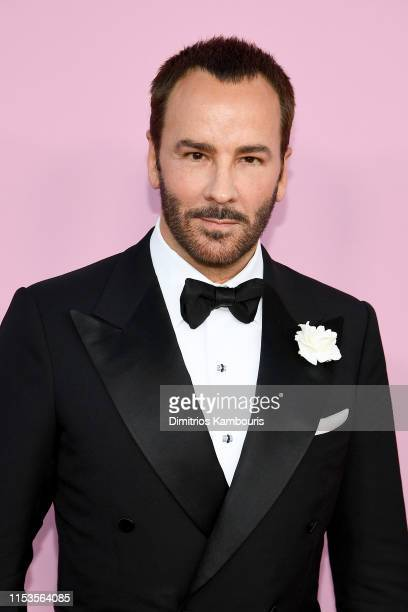 Tom Ford attends the CFDA Fashion Awards at the Brooklyn Museum of Art on June 03, 2019 in New York City.